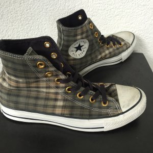 Converse All Star Chuck Taylor - Karo Design - Gr. 38 / 5,5 - Top