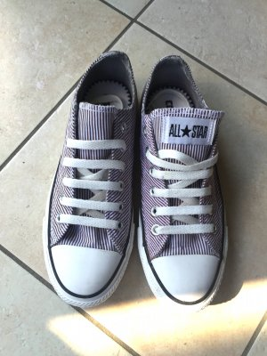"Converse All Star ""Chucks"" gestreift Gr.37,5"