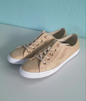 Converse All Star Chucks Gold