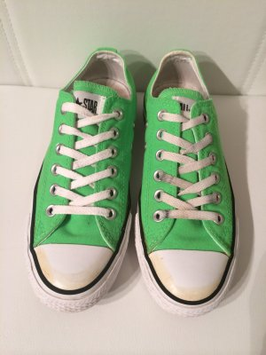 "Converse All Star ""Chucks"" Gr.37,5 Grün"