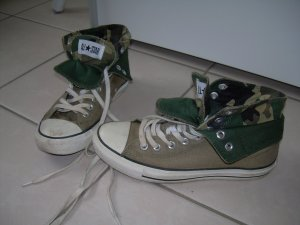 Converse All Star Chucks Gr. 40 Khaki-Camouflage