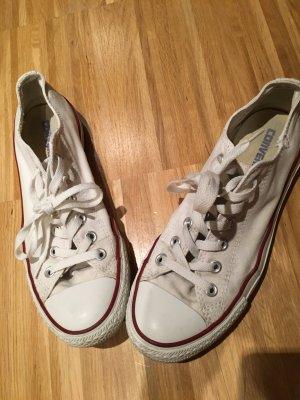 "Converse All Star ""chucks"" in weiß"