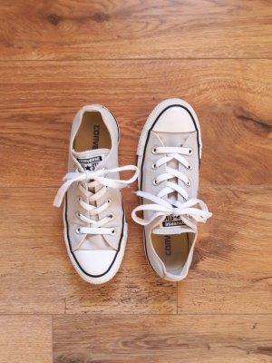 Converse All Star Chucks Sneakers hellgrau Gr. 36,5