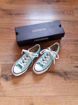 Converse All Star Chucks türkis blau Gr. 36