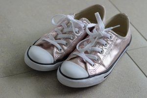 Converse All Star Dainty Ox Rose Gold Metallic