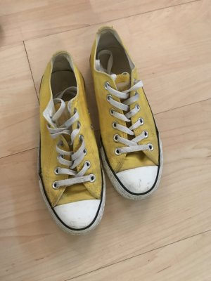 Converse All Star Damenschuh gelb EUR 37,5