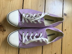 Converse all star- flat - Lila