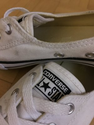 Converse All Star Gr. 37,5 weiß