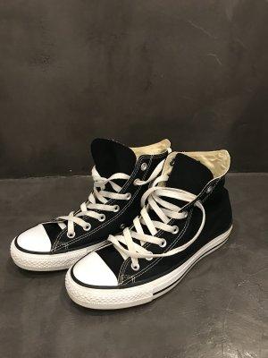 Converse Sneaker stringata bianco-nero