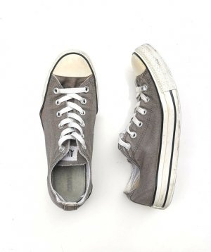 Converse All Star Gr. 40 graue Low Chucks klassisch