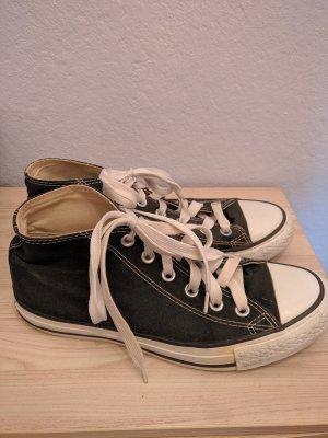 Converse All Star Größe 39 schwarz