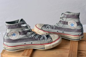 CONVERSE All Star Hi 37,5 limited Edition heavy-used-look Chucks Hightop Sneakers
