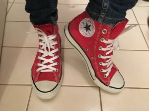 Converse all Star high Klassiker!!!