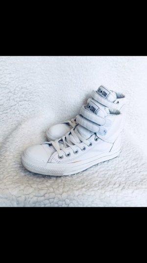 Converse Basket montante blanc