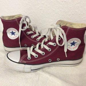 * Converse All Star High Sneaker Bordeaux *
