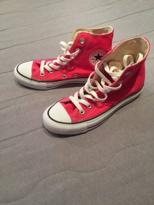 Converse All Star in Pink