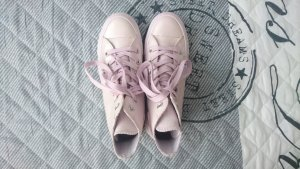 Converse All Star in Rose