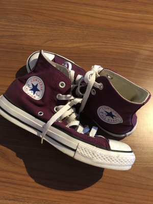 Converse all Star lila