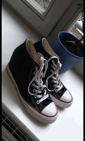 Converse All star mit Keilabsatz