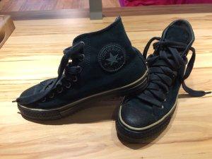 Converse All Star schwarz