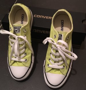 Converse All Star Sneaker Gr. 37 gelb