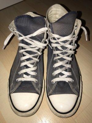 Converse Sneakers met veters leigrijs