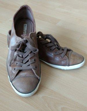 Converse All Star Sneaker, Leder, US-Größe 6 (36,5), neuwertig