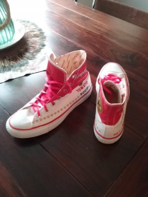 Converse All Star Sonderedition Andy Warhol Gr. 5 1/2