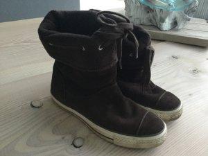 Converse All Star Stiefel Stiefeletten Gr. 7 bzw 40 in braun Boots
