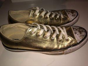 Converse All Stars (gold)