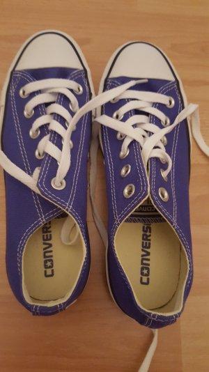 Converse All Stars in Blau