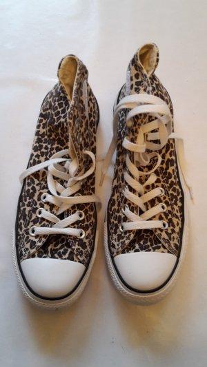 Converse All Stars Sneakers Leoparden-Muster Leo Hi Chucks Animal Print Gr. 39,5 NEU im Karton