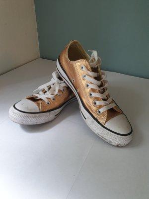 Converse Allstar Chucks metallic Rose Gold 38 Sneakers