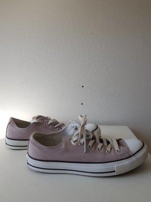 Converse Allstar in lavendel/ blasslila