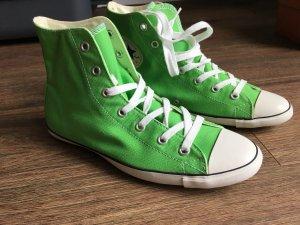 Converse Sneaker alta verde
