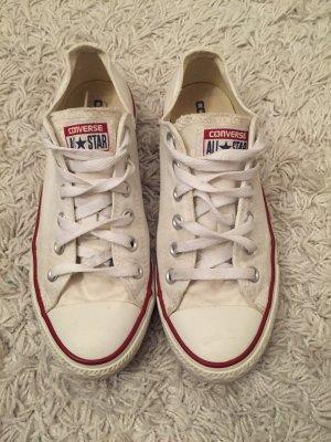Converse Allstars, weiß, Größe 39