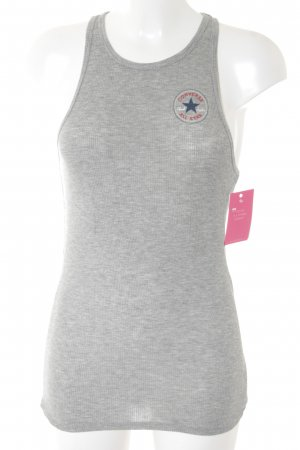 Converse Basic Top hellgrau Casual-Look