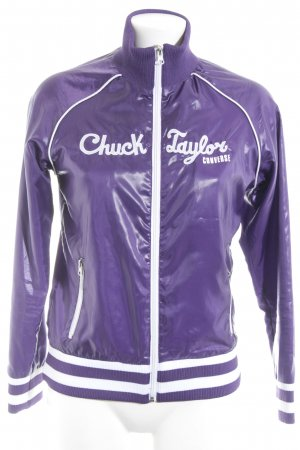 Converse Bomber Jacket lilac