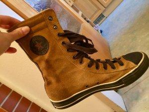 Converse Boots - Rauhleder/Leder - Braun - Größe 41