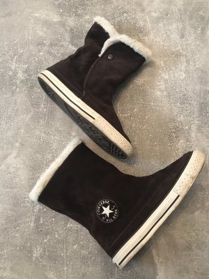 Converse Slappe laarzen donkerbruin