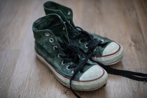 Converse Camouflage Special Edition