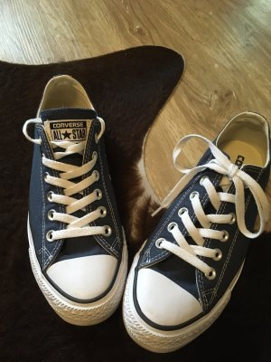 Converse Chuck All Star Low blau