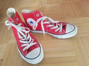 Converse Chuck Sneaker - rot - Größe 37,5