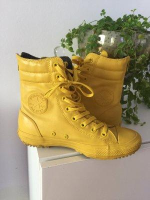 Converse Chuck T AS Hirise Boot Rubber Gr 39 gelb