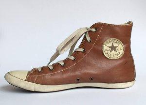 Converse Chuck Taylor All Star Hi 505616 High Top Sneaker Leder braun Gr. 6 | 40
