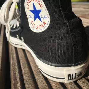 Converse Chuck Taylor All Star Hi Sneaker Größe 39