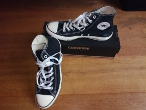 Converse Chuck Taylor All Star high schwarz