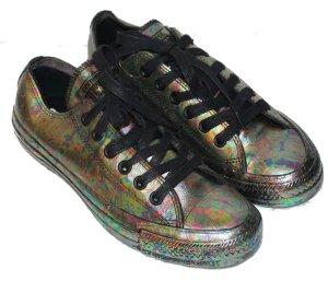 Converse Chuck Taylor All Star OX Sneaker bunt metallic Gr. 37