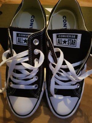 Converse Chuck Taylor All Star Schuhe Sneaker low Gr 37,5 (37/38) schwarz NEU