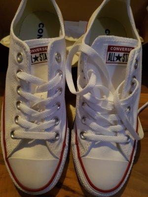 CONVERSE Chuck taylor All Star Schuhe Sneaker low Gr 37,5 (37/38) weiss